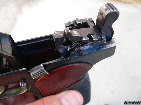 автоматический пистолет Стечкина - АПС фото 48