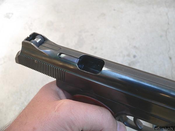 автоматический пистолет Стечкина - АПС фото 49