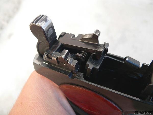 автоматический пистолет Стечкина - АПС фото 53