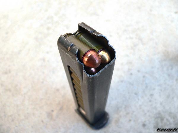 автоматический пистолет Стечкина - АПС фото 57
