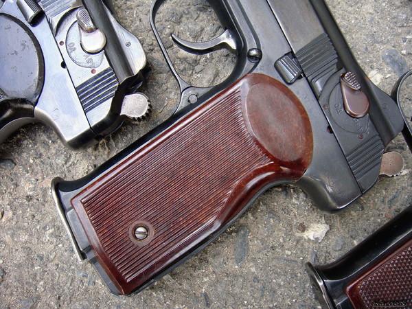 автоматический пистолет Стечкина - АПС фото 59