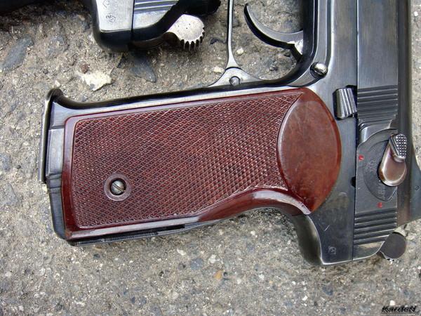 автоматический пистолет Стечкина - АПС фото 60