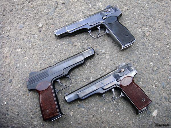 автоматический пистолет Стечкина - АПС фото 64