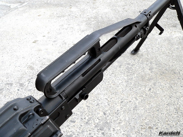 Пулемет Калашникова пехотный «Печенег» фото 7
