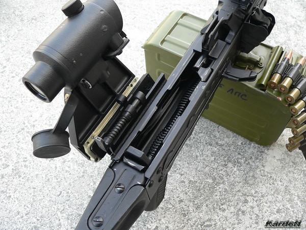 Пулемет Калашникова пехотный «Печенег» фото 27