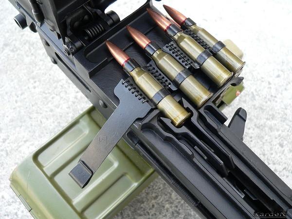 Пулемет Калашникова пехотный «Печенег» фото 31
