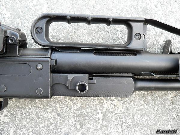 Пулемет Калашникова пехотный «Печенег» фото 37