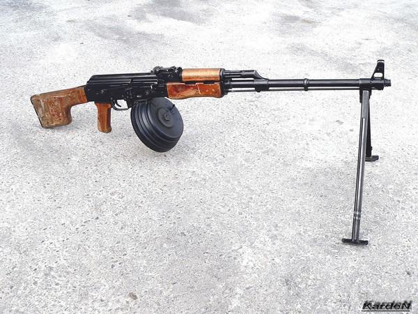 Ручной пулемет Калашникова - РПК фото 1