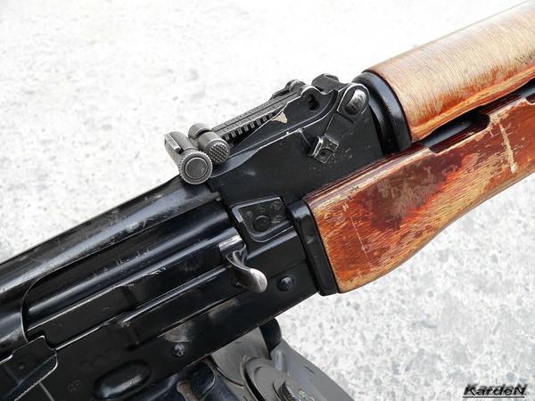 Ручной пулемет Калашникова - РПК фото-7