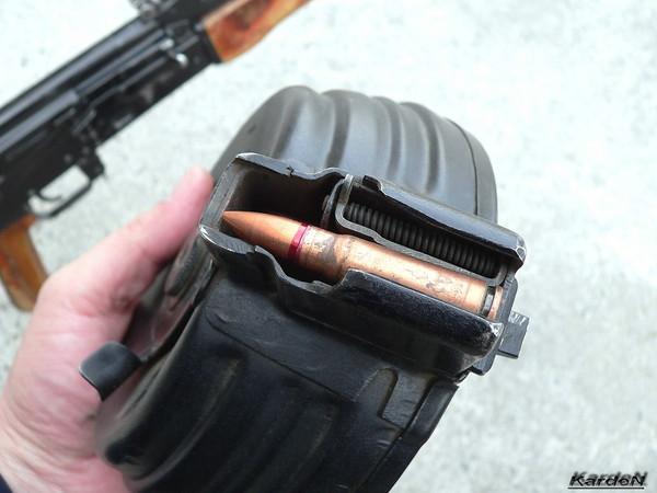 Ручной пулемет Калашникова - РПК фото 9