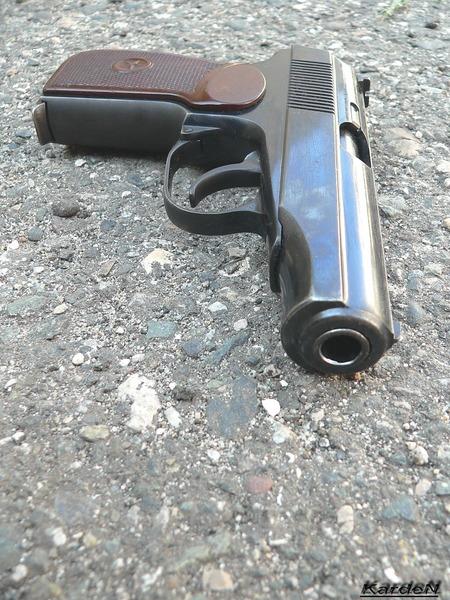 пистолет Макарова - ПМ фото-8