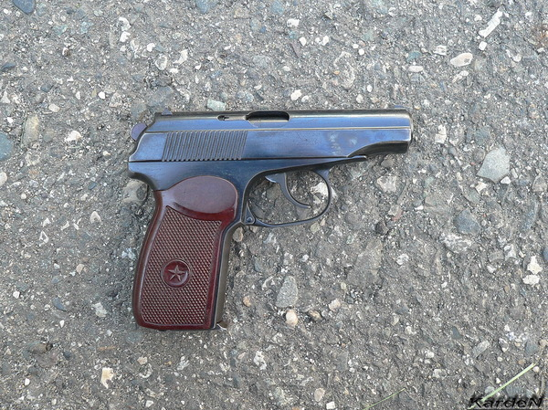 PM Makarov pistol photo 1