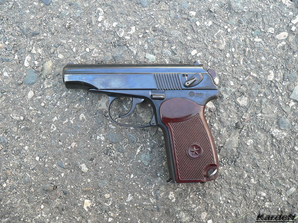 PM Makarov pistol photo 2