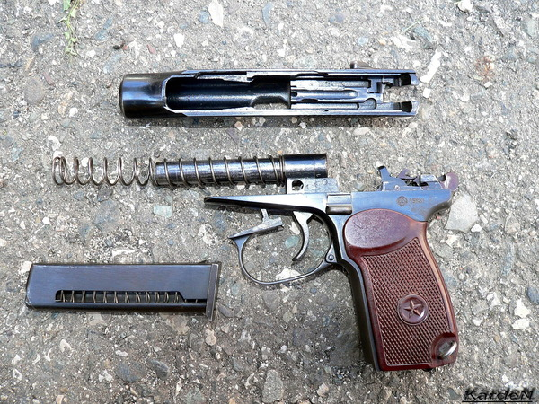 PM Makarov pistol photo 5