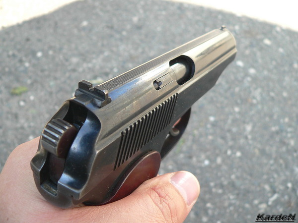PM Makarov pistol photo 7