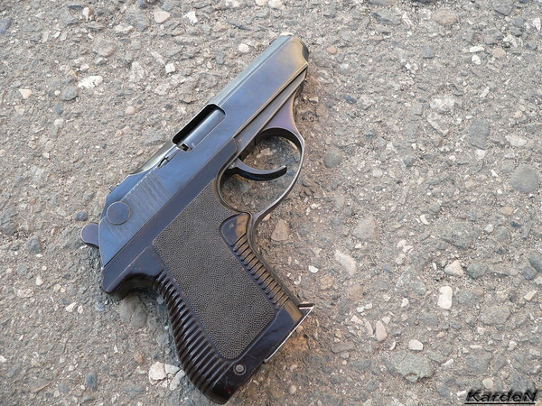 PSM small self loading pistol photo 6