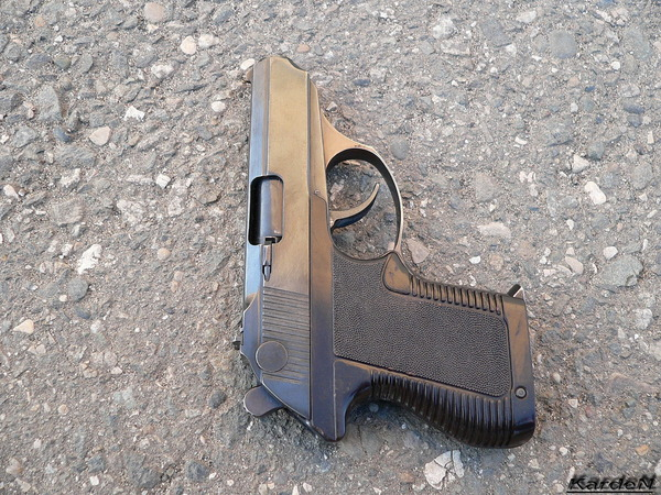 PSM small self loading pistol photo 7