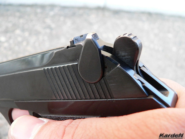 пистолет самозарядный малогабаритный - ПСМ фото 9