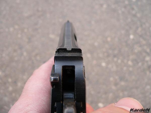 пистолет самозарядный малогабаритный - ПСМ фото 12