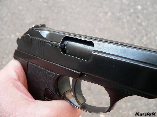 пистолет самозарядный малогабаритный - ПСМ фото 14