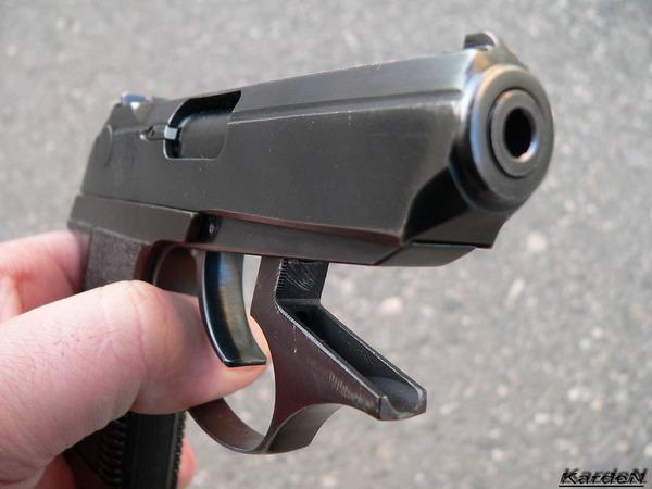 пистолет самозарядный малогабаритный - ПСМ фото-17