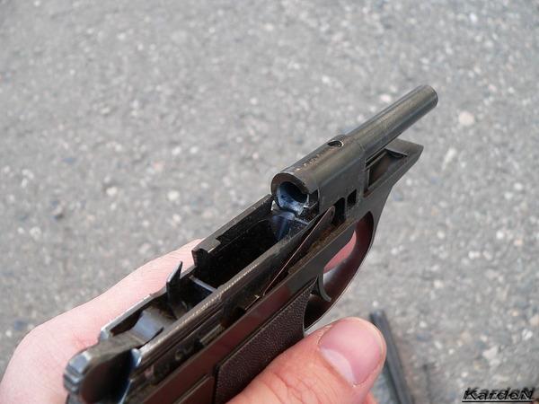пистолет самозарядный малогабаритный - ПСМ фото 18