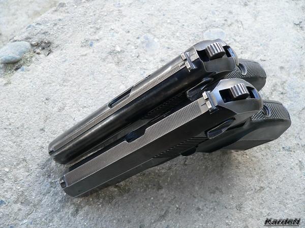 пистолет Макарова модернизированный - ПММ фото 15