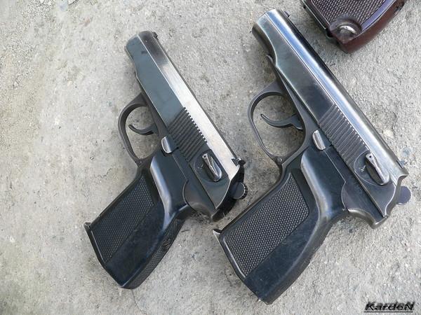 пистолет Макарова модернизированный - ПММ фото 17