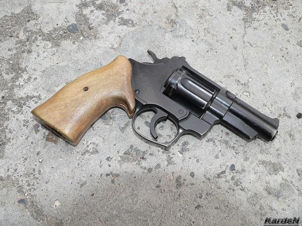 RSA revolver TKB-0216 photo 1