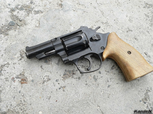 револьвера РСА (ТКБ-0216) фото-2