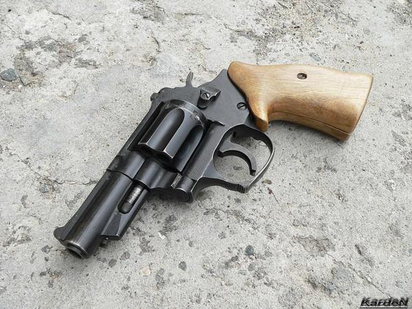 револьвера РСА (ТКБ-0216) фото-3