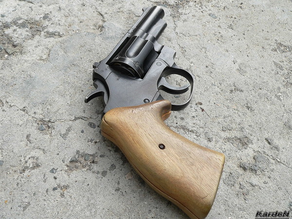 револьвера РСА (ТКБ-0216) фото-4