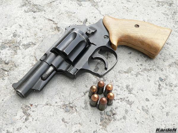 RSA revolver TKB-0216 photo 8