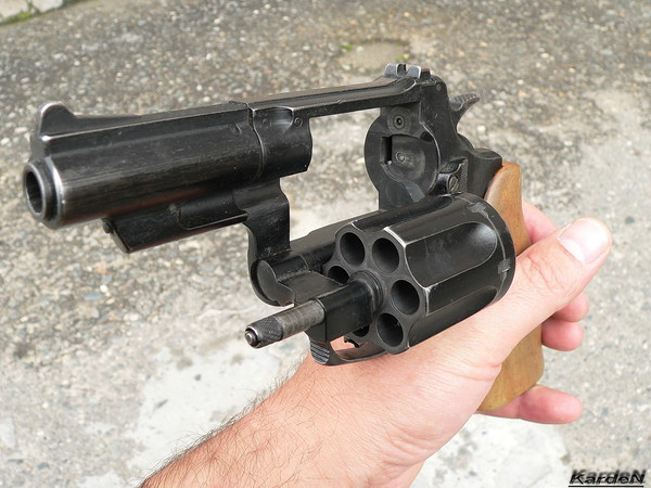 револьвера РСА (ТКБ-0216) фото 12