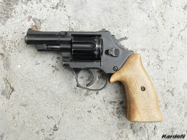 револьвер РСА ОЦ-01, Кобальт, ТКБ-0216