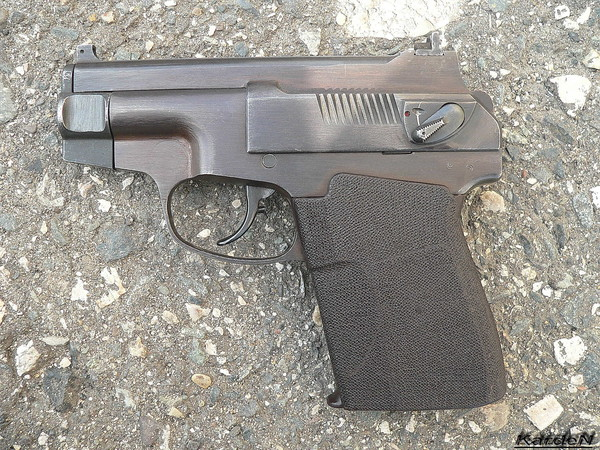 PSS silent self loading pistol photo 2