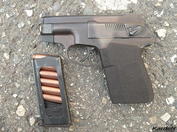 PSS silent self loading pistol photo 3