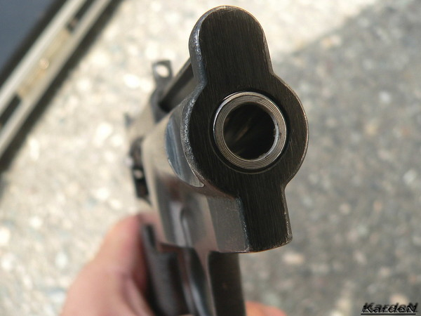 пистолет самозарядный специальный - ПСС фото 9
