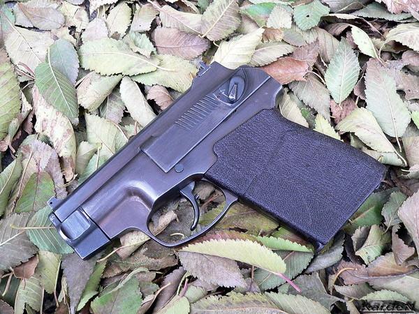 пистолет самозарядный специальный - ПСС фото 23