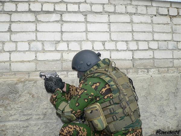 пистолет самозарядный специальный - ПСС фото 29