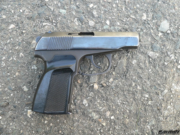 The Makarov PMM updated self-loading pistol, photo 2