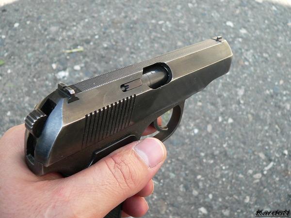 пистолет Макарова модернизированный - ПММ фото 9