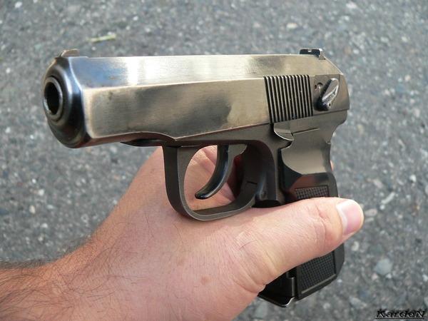 пистолет Макарова модернизированный - ПММ фото 10