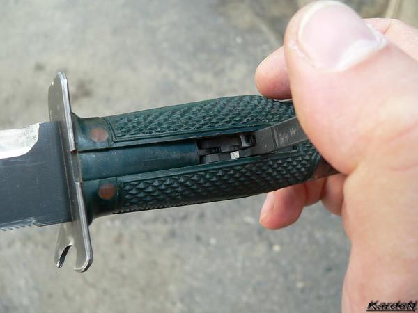 Нож армейский НРС-2 фото 22