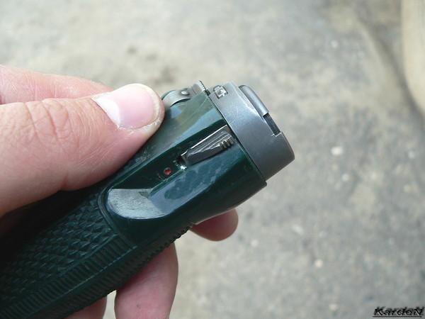 Нож армейский НРС-2 фото 23