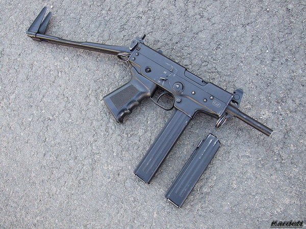 РР-91 Kedr submachine gun photo 1