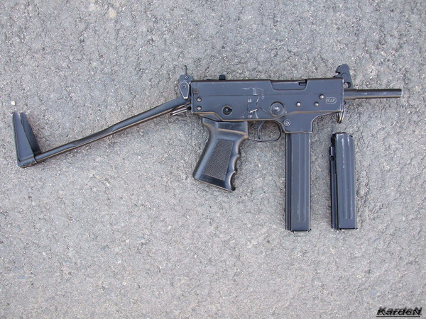 РР-91 Kedr submachine gun photo 2