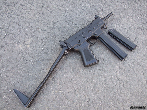 РР-91 Kedr submachine gun photo 3