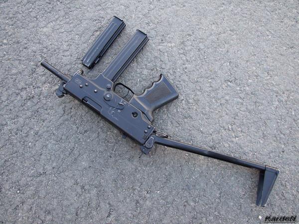 РР-91 Kedr submachine gun photo 4