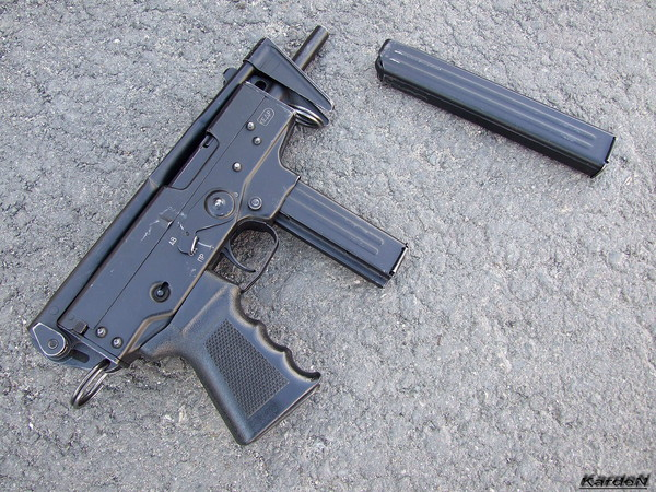 РР-91 Kedr submachine gun photo 5